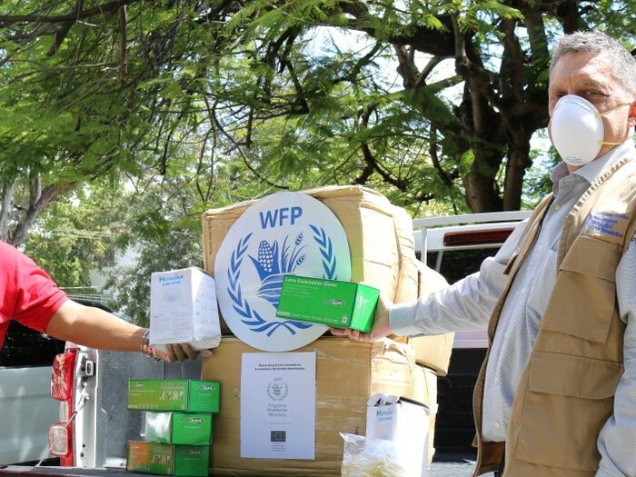 COVID-19 WFP Emergency Response