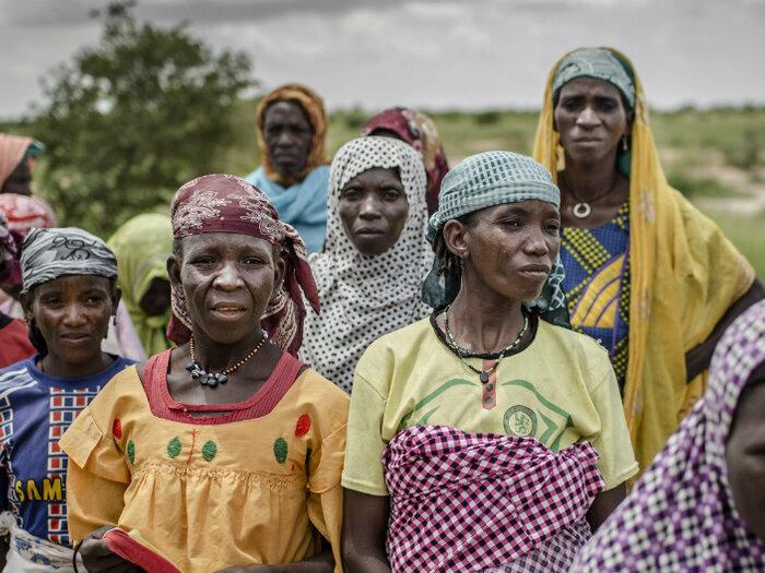 Women in the Sahel region