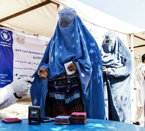 아프가니스탄: 3명 중 1명이 배고픔에 시달리는 상황에서 WFP는 위기 해소를 위해 최선을 다하고 있습니다.