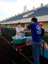 대한민국 정부, WFP 라오스 코로나19 방역 지원 활동에 20만 달러 공여