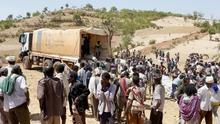 WFP 사무총장: 에티오피아 티그레이 지역에 구호 식량 절실한 상황